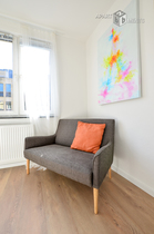 Modern furnished and centrally located apartment in Cologne-Neustadt-Nord