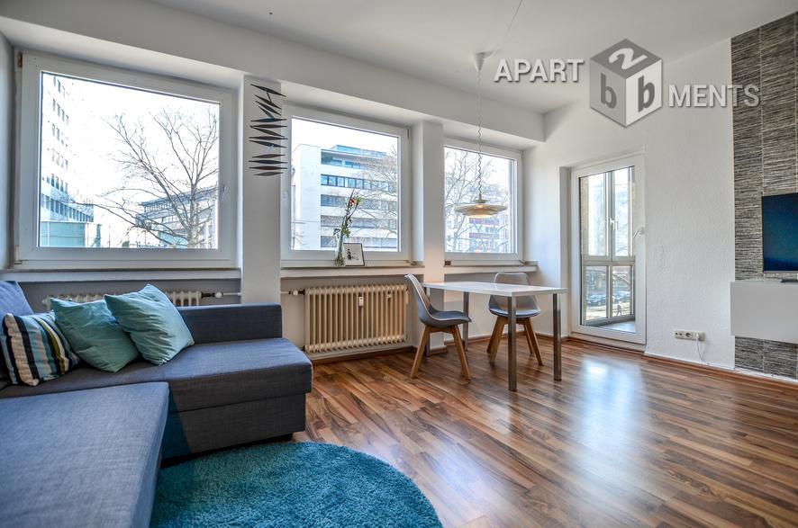 modernes City-Apartment am Zülpicher Platz