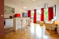 Modern möbliertes Apartment in Köln-Niehl