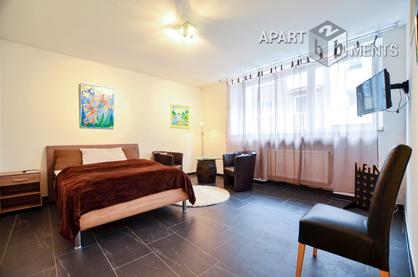 Möblierte Wohnung in Köln-Lindenthal