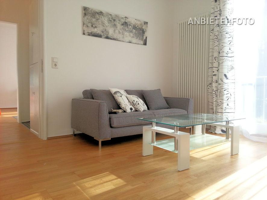 Modernes und sehr gut möbliertes Apartment