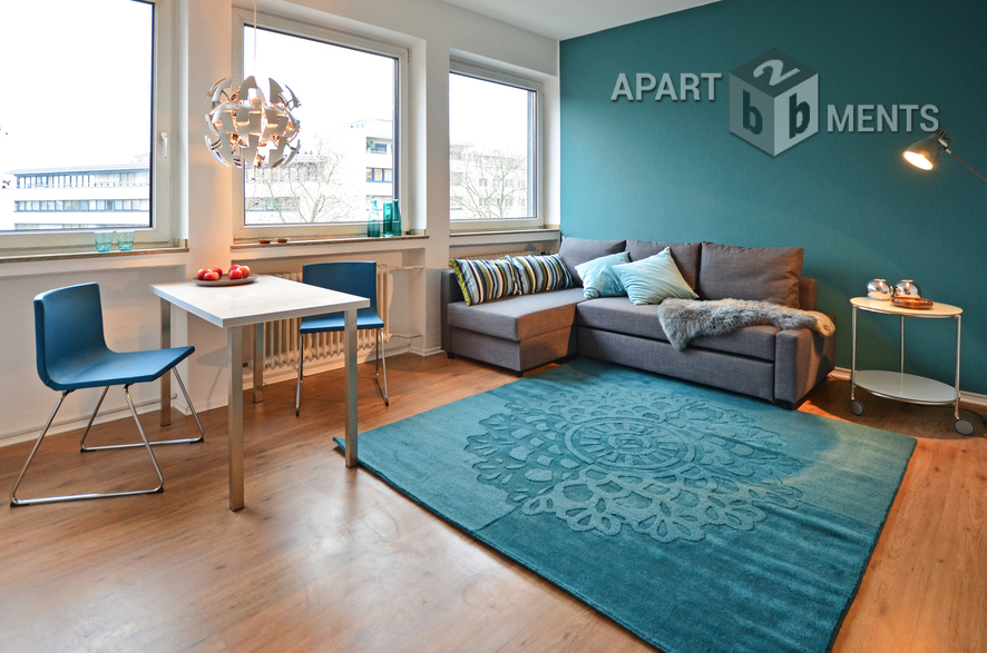 modernes City-Design-Apartment am Zülpicher Platz