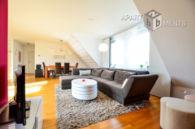 Möblierte Wohnung in Köln-Riehl
