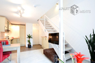 Modernly furnished and centrally located maisonette apartment in Cologne-Altstadt-Nord