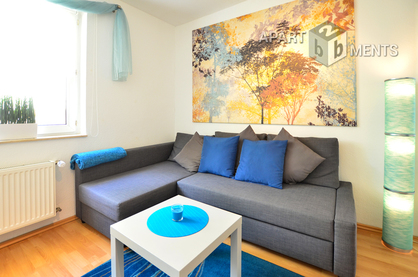 Modern furnished apartment in the heart of Cologne-Nippes
