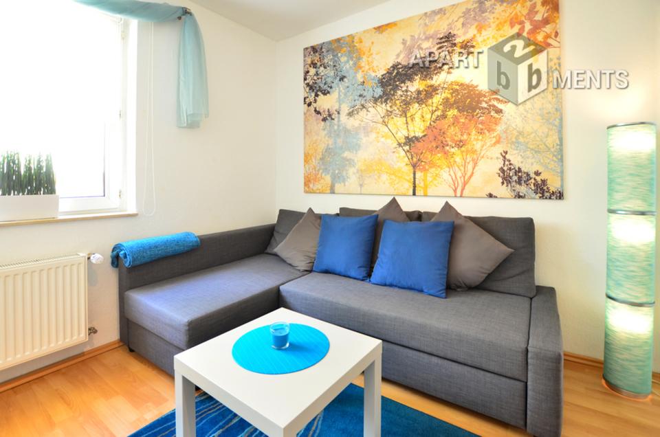 Modern möbliertes Apartment im Herzen von Köln-Nippes