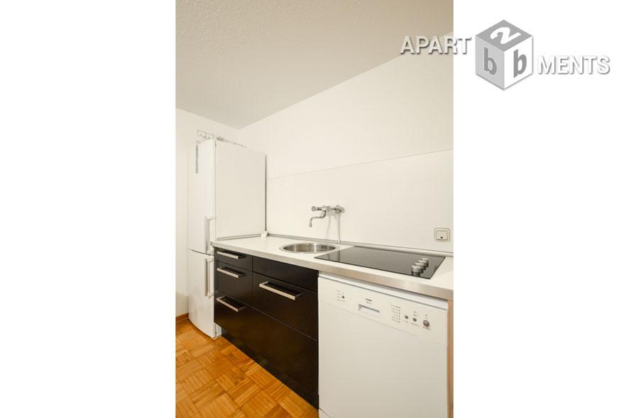 Modern möbliertes Apartment in Köln-Junkersdorf