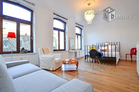 Modern and stylish furnished apartment in a good residential area in Cologne-Nippes