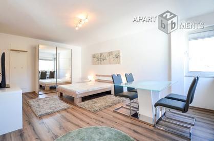 Hochwertige und moderne 1 Zimmer-Wohnung in erstklassiger City-Lage