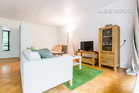 Modern furnished apartment with balcony in Köln-Weiden