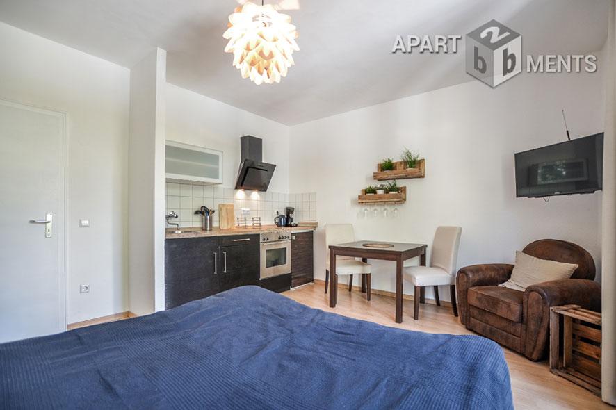 Modern möbliertes Apartment im Köln-Neustadt-Süd