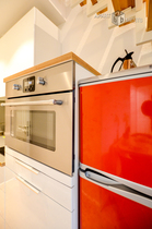 Modern furnished and centrally located maisonette in Cologne-Neustadt-North
