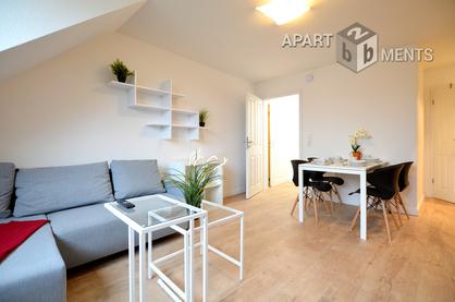 Modern möbliertes und zentral gelegenes Apartment im Agnesviertel