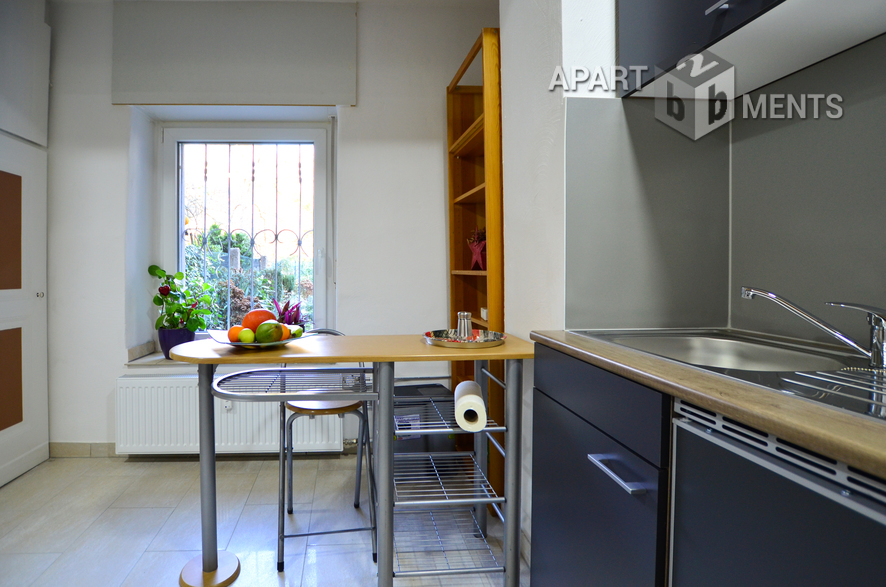 Modern furnished apartment in Cologne-Höhenberg
