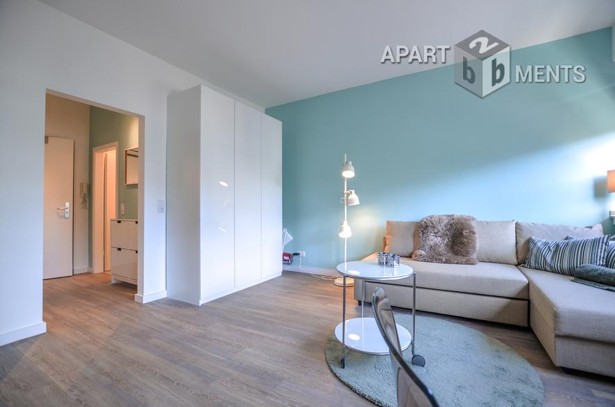 modernes City-Design-Apartment am Zülpicher Platz