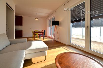 Dreizimmerwohnung  in einer außergewöhnlichen Wohnanlage - sehr zentral und doch sehr ruhig gelegen