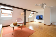 Modern and high-quality furnished apartment in Cologne-Neuehrenfeld