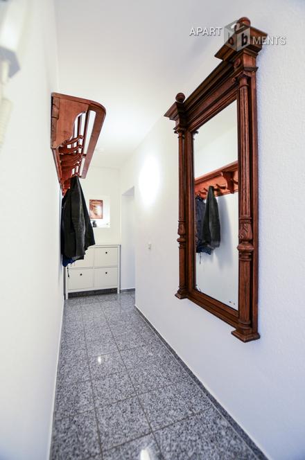 moderne 3 Zi-Wohnung in Neuehrenfeld