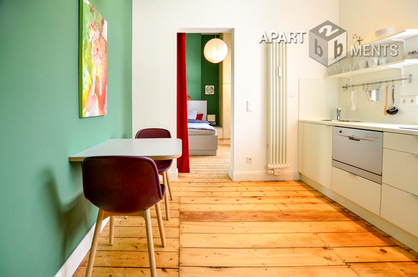 Möbliertes Studio im Designer Stil in Köln-Nippes