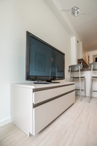 Furnished 2 room apartment with balcony in Cologne-Neustadt-North