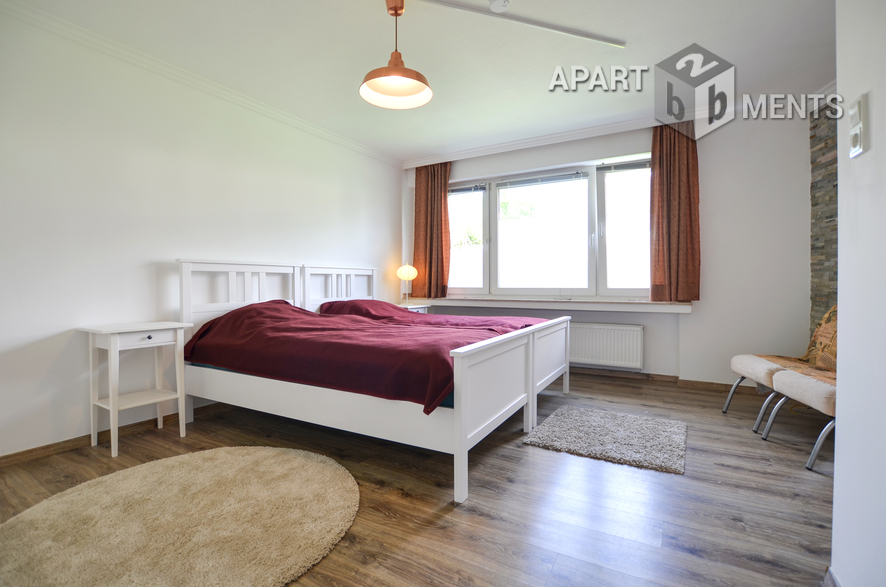 Modernly furnished apartment in Cologne-Longerich