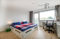 Modernly furnished apartment in Cologne-Weidenpesch