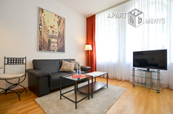 Modernly furnished apartment in an old building in Cologne-Altstadt-Süd