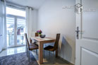 Furnished high quality 4 room apartment with 2 bedrooms in Cologne-Niehl