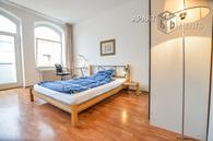 Ruhige 1,5 Zimmer-Altbauwohnung in der Südstadt