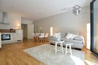Modern möbliertes Apartment mit Balkon in Köln-Ehrenfeld