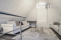 Modern möblierte Maisonettewohnung mit Dachterrasse in Köln-Altstadt-Nord