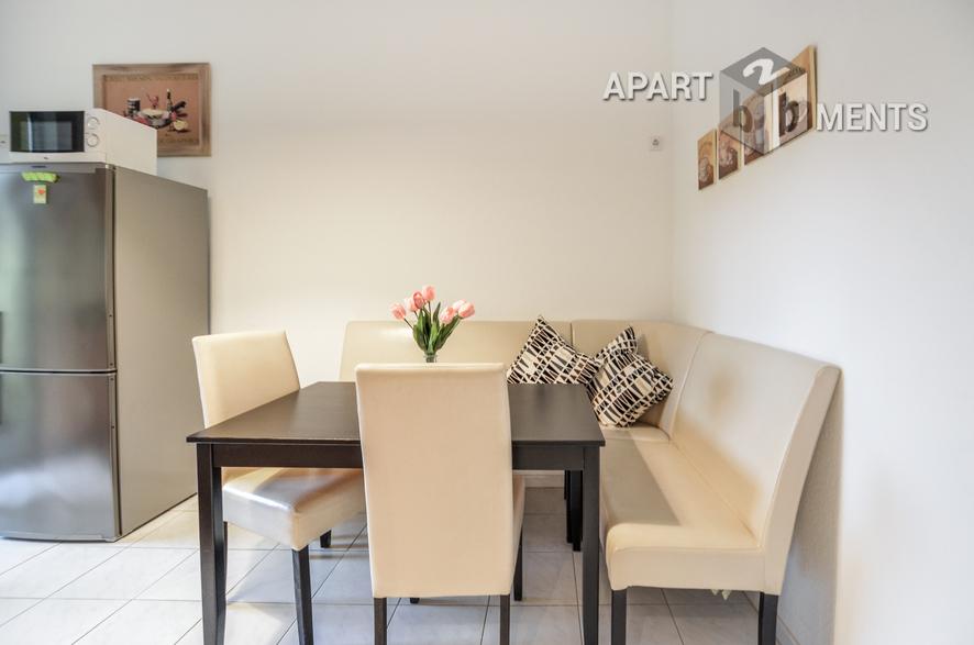Modern möbliertes Apartment in Köln-Nippes