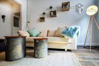 Modern möblierte und helle Wohnung in guter Wohnlage von Köln-Nippes