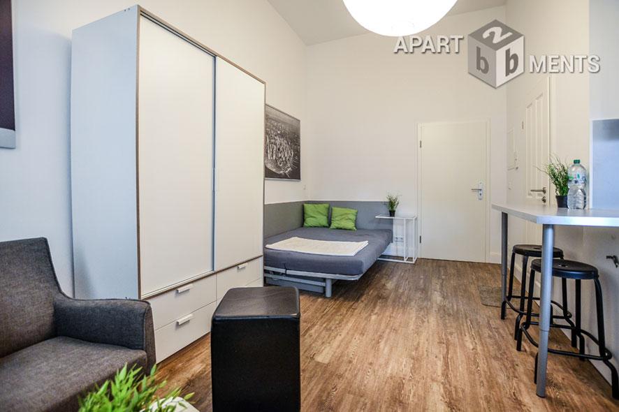 Modern möbliertes und zentral gelegenes Apartment in Köln-Neustadt-Süd
