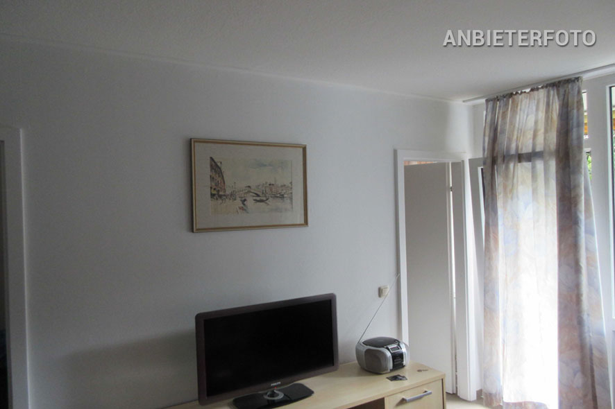 Quiet and modernly furnished apartment in Cologne-Ostheim