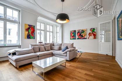 Dreieinhalbzimmer Wohnung im Agnesviertel mit Balkon und Tiefgaragenstellplatz