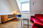 Furnished apartment in a very central residential area in Cologne-Altstadt-Süd (old town south)