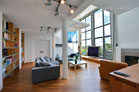 Extravagant 5-room penthouse with wellness area in Cologne-Ehrenfeld