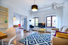 Modern and stylishly furnished large-capacity apartment in Cologne-Nippes
