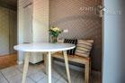Modern möbliertes und komplett eingerichtetes Apartment in Köln-Lindenthal