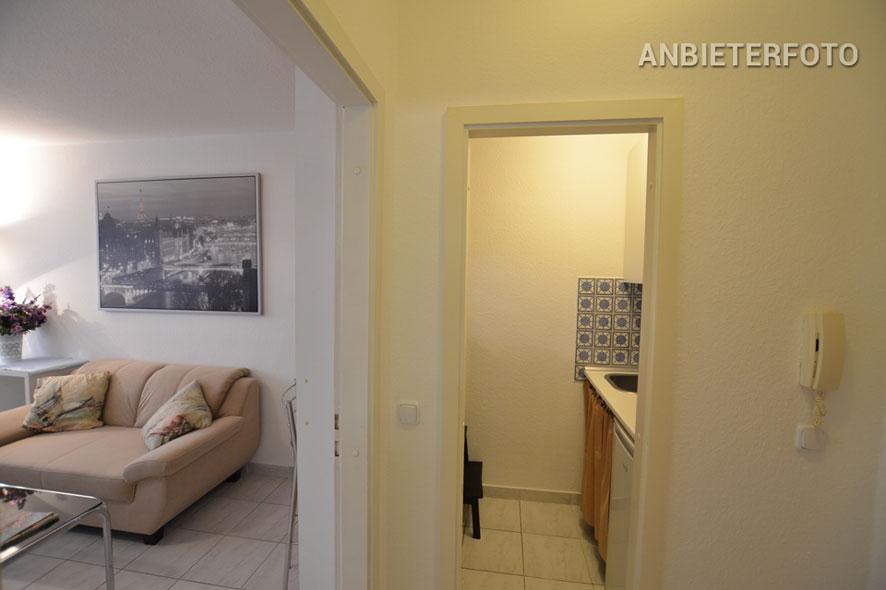 Ruhige und modern möblierte Wohnung in Köln-Ostheim