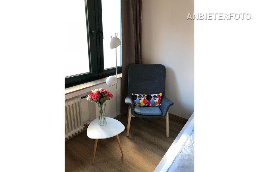 Modern möbliertes Apartment in Köln-Neustadt-Nord
