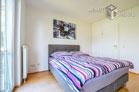 Exklusiv möblierte Wohnung mit zwei Balkonen in Köln-Altstadt-Süd