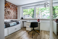 Modernly furnished and centrally located apartment in Cologne-Neustadt-North