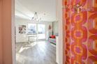 Hochwertig möbliertes Apartment in zentraler Wohnlage in Köln-Neustadt-Süd