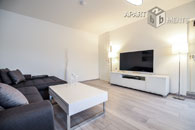 Exclusively furnished apartment with roof terrace in Cologne-Wahnheide