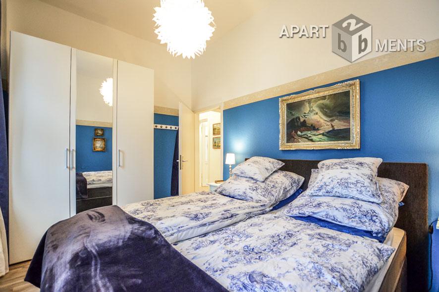 Möblierte 2-Zimmer-Wohnung in Köln-Dellbrück