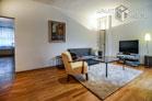 Hochwertig möblierte und zentral gelegene Wohnung in Köln-Altstadt-Süd