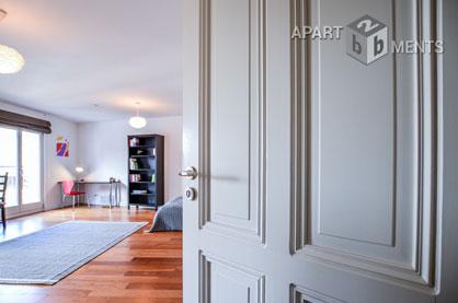 Furnished spacious apartment in Cologne-Neustadt-Süd am Volksgarten