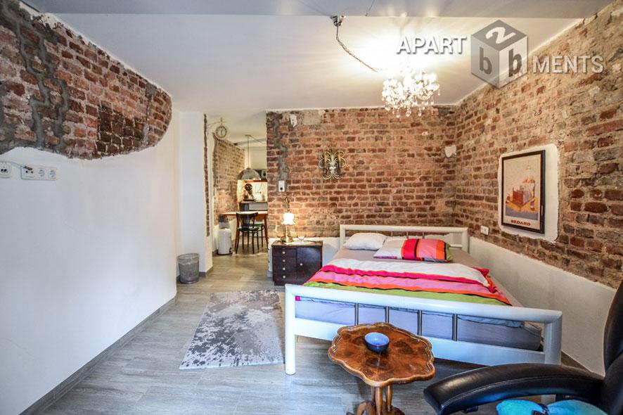 Hochwertig möbliertes Apartment in Köln-Neuehrenfeld